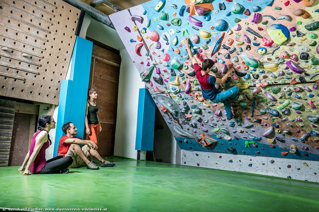 Workshop - Dynamisch Bouldern