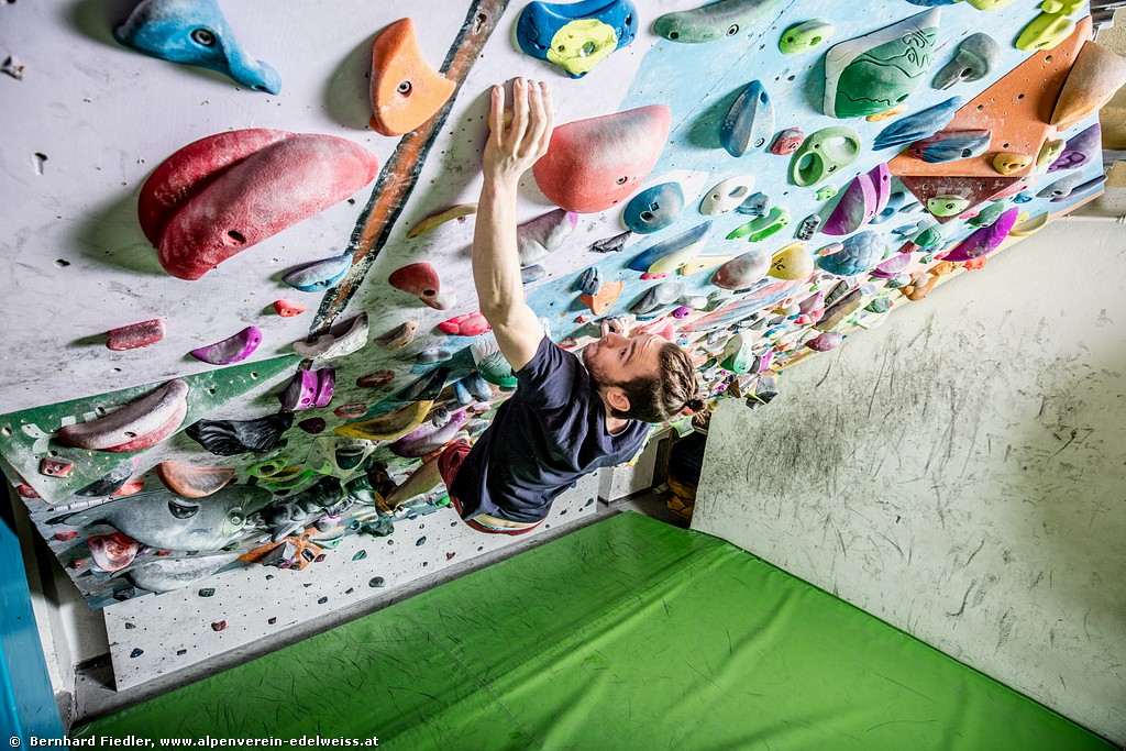 Bouldern Advanced+ Mo