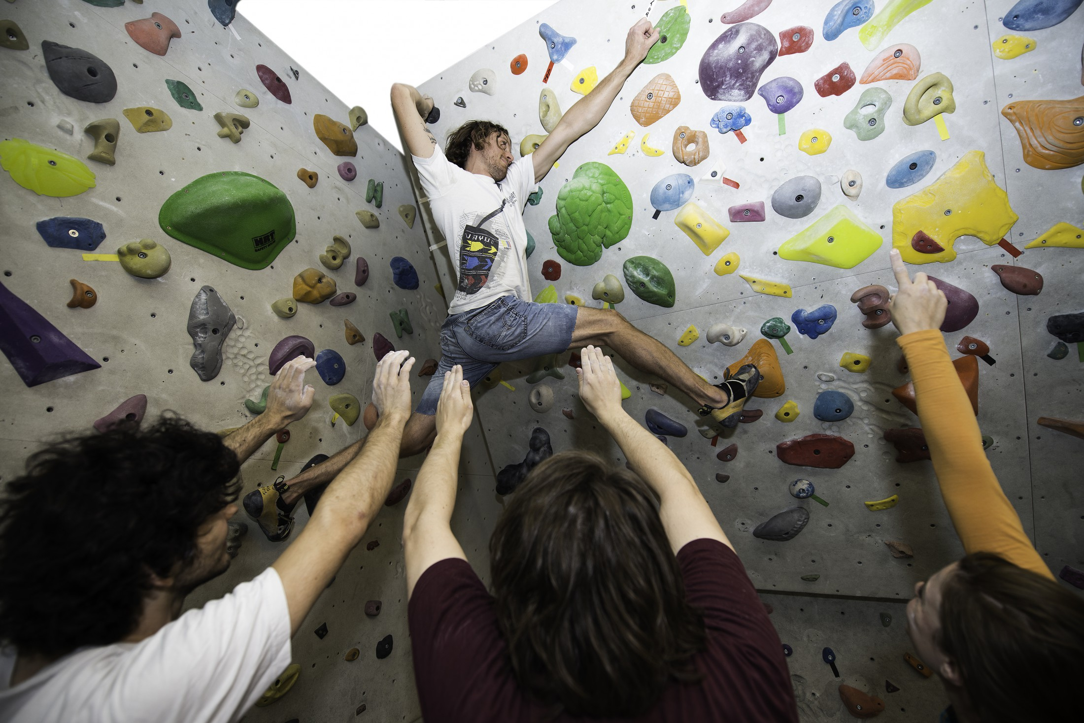 Unterstufe Beginner Bouldern Do 17:30 - 19:00